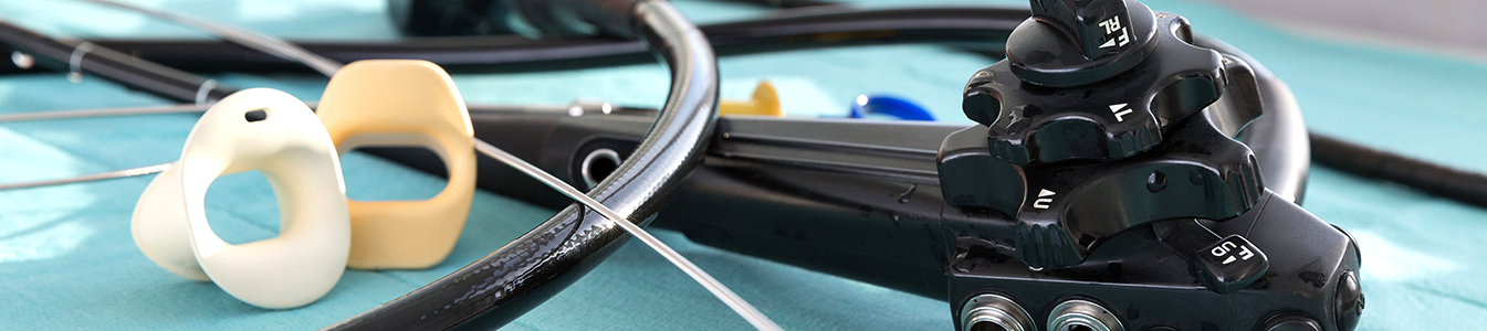 Diganose mithilfe von Endoskopie