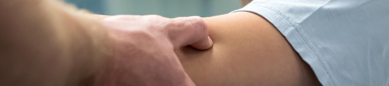 Behandlungsmethode - Touch for health