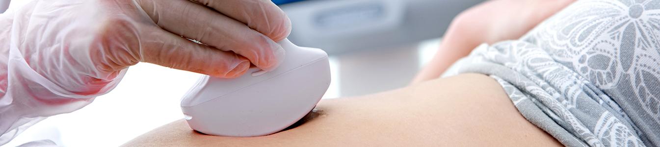 Ultraschall Untersuchungsmethode